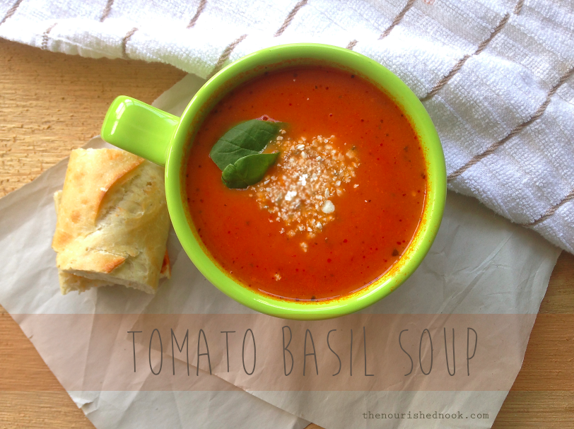 tomato basil soup cover
